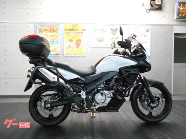 スズキ V-ストローム650 エンジンガードの画像(愛媛県