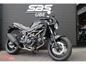 スズキ/SV650X 2021年モデル
