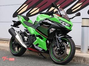 カワサキ/Ninja 400 KRTエディション 2020年モデル エンジンスライダー LEDヘッドライト スペアキー&取説有