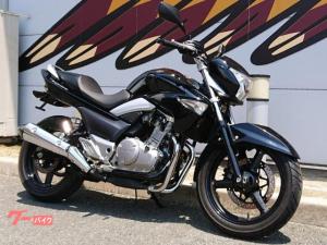 スズキ/GSR250 2012年モデル 2本出しマフラー リアフェンダーレス スペアキーあり