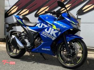 スズキ/GIXXER SF 250 2020年モデル ABS フルカウルスポーツ 油冷エンジン