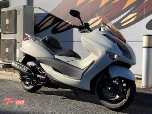 ヤマハ/マジェスティ250 SG20J ビッグスクーター YCC-AT スペアキー&取説あり