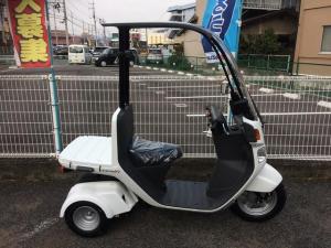 ホンダ/ジャイロキャノピー 新型
