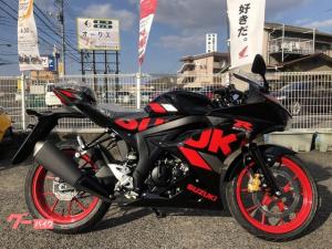 スズキ/GSX-R125 ABS ハザードスイッチ 2020年モデル