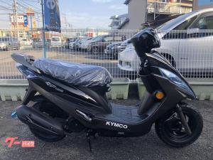KYMCO/GP125i 新製品