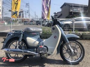 ホンダ/スーパーカブC125 2019モデル