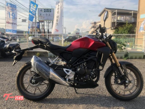 ホンダ/CB250R ABS USB ETC