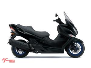 スズキ/バーグマン400 2021年モデル