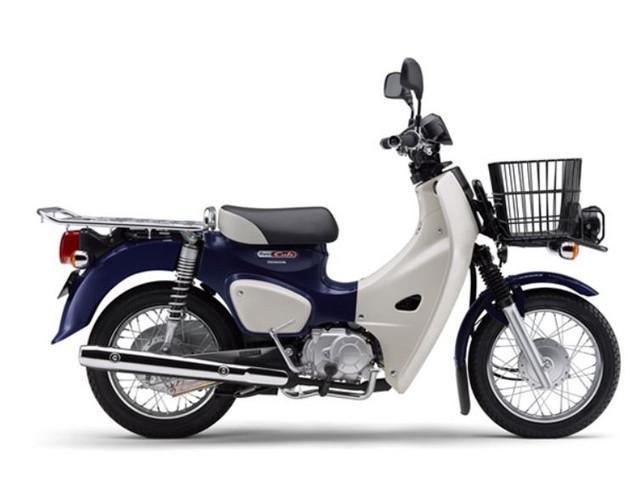 ホンダ スーパーカブ50プロ 新型 国内生産の画像(岡山県