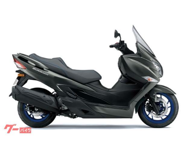 スズキ バーグマン400 2021年モデル 新型の画像(岡山県