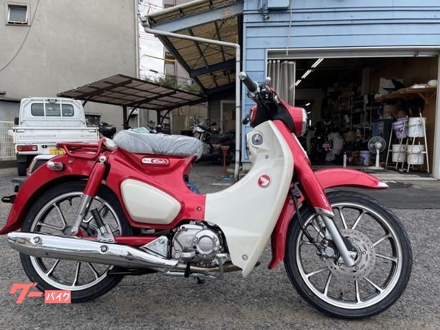 ホンダ スーパーカブC125 2021年モデルの画像(岡山県