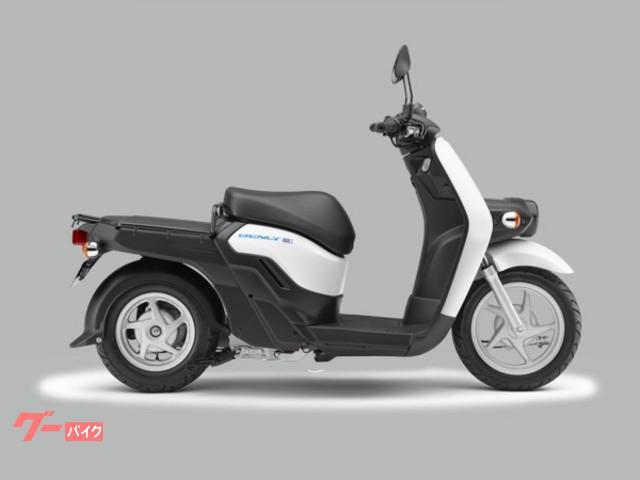 ホンダ ベンリィ e-I 原付一種の画像(島根県