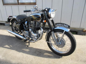 ROYAL ENFIELD/ブリット350N