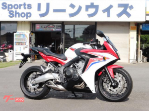 ホンダ/CBR650F