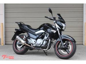 スズキ/GSR250 パールネブラーブラック ヨシムラマフラー