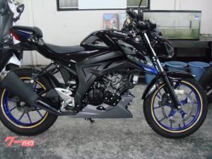 スズキ/GSX-S125 ABS 2021