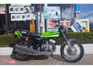 カワサキ/KH400