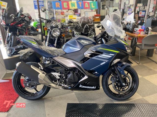 カワサキ Ninja 400 2022モデルの画像(栃木県