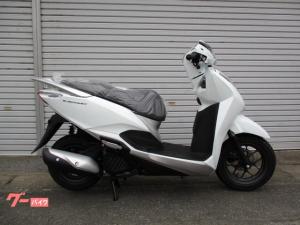 ホンダ/リード125 2020モデル 新車 パールメタロイドホワイト