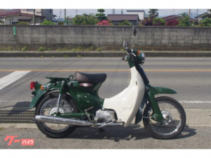 ホンダ/リトルカブ セル付 キャブ 4速 AA01
