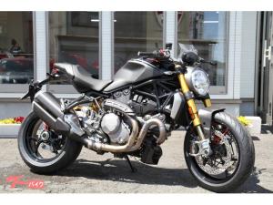 DUCATI/モンスター1200S ブラックオンブラック