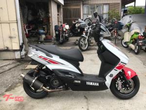 ヤマハ/シグナスX SR WGP50thアニバーサリーエディション改
