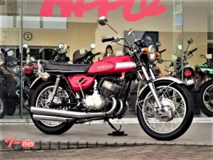 カワサキ/500SSマッハIII ウメデンCDI 1970年モデル