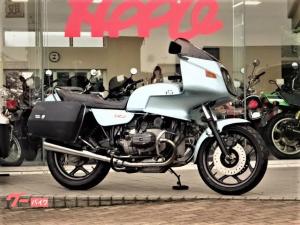 BMW/R100RS モノレバー パニアケース付き