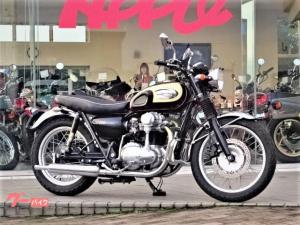 カワサキ/W650 排ガス規制前モデル
