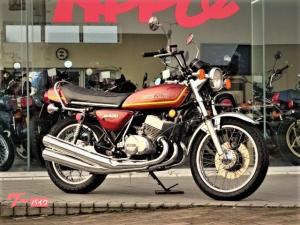 カワサキ/KH400 逆車 1976年モデル