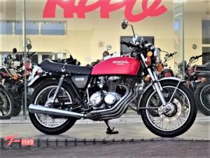 ホンダ/CB400F(408cc)74年モデル
