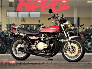 カワサキ/Z-IB 75年モデル TMR APキャリパー他