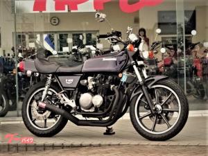カワサキ/Z400FX FCR ヨシムラ バックステップ