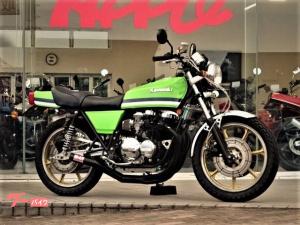 カワサキ/Z400FX E1 オイルクーラー アルミスィングアーム他