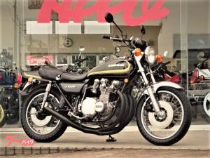 カワサキ/Z1000 A2 1977年モデル ショート管付き
