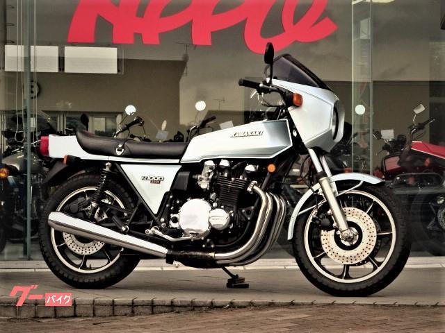 カワサキ Z1-R 1型 1977年モデルの画像(栃木県