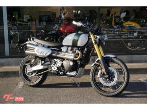 TRIUMPH/スクランブラー1200XE EURO4