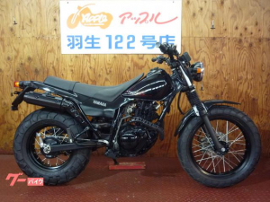 ヤマハ/TW225E ノーマル ブラックカラー