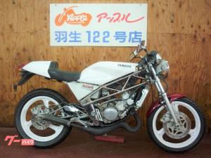 ヤマハ/SDR 外装オールペイント 社外チャンバー タイヤ前後新品