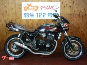 カワサキ/ZRX400 E4カラー パワフィル仕様