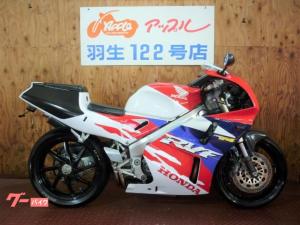ホンダ/RVF400 TSRマフラー NHKステダン