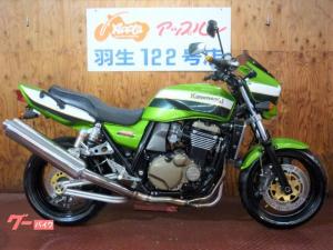 カワサキ/ZRX1200R ニッシンブレーキクラッチマスター バックステップ