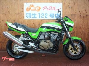 カワサキ/ZRX1200R  社外 ビキニカウル ライムグリーン