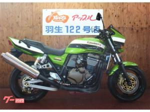 カワサキ/ZRX1200R キャンディグリーン ノーマル