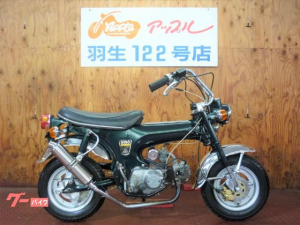 ホンダ/DAX50 ST50型 カスタム ホイール マフラー シート ハンドル 他