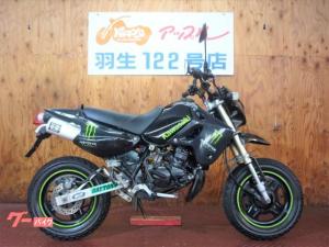 カワサキ/KSR-II ブラック 社外タコメーター 2ストエンジン