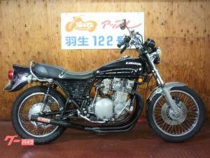 カワサキ/Z900 KZ900 CRキャブ BEETアルフィンカバー ショート菅 KONIリヤショック