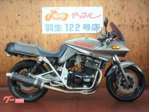 スズキ/GSX400S KATANA ヨシムラフルエキマフラー