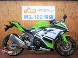 カワサキ/Ninja 250 ABS ライムグリーン