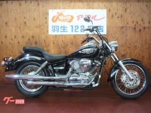 ヤマハ/ドラッグスター250 VG02J ブラック
